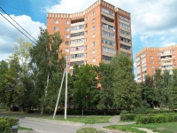 Voskresensk, Kagan st, house 8. Apartment house