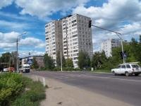 Voskresensk, Kagan st, house 10. Apartment house