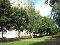 Voskresensk, Kagan st, house 28. Apartment house