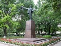 Voskresensk, sq Lenin. monument