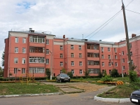 neighbour house: st. Pionerskaya, house 10. Apartment house
