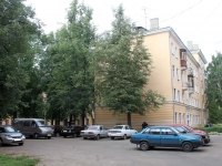 Voskresensk, Pionerskaya st, house 13. Apartment house