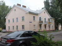 Voskresensk, Pionerskaya st, house 21. Apartment house