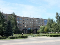 沃斯克列先斯克, Tsentralnaya st, 房屋 2А. 公寓楼