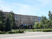 Voskresensk, Tsentralnaya st, house 2А. Apartment house