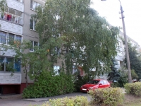 Voskresensk, Tsentralnaya st, house 8. Apartment house