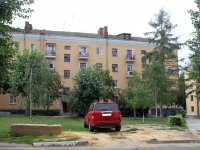 Voskresensk, Oktyabrskaya st, house 3. Apartment house