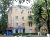 沃斯克列先斯克, Oktyabrskaya st, 房屋 4. 公寓楼