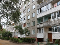 Воскресенск, улица Железнодорожная, дом 4. многоквартирный дом