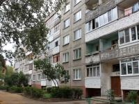 沃斯克列先斯克, Zheleznodorozhnaya st, 房屋 4. 公寓楼