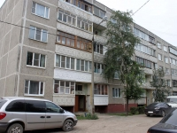 Voskresensk, Zheleznodorozhnaya st, house 6. Apartment house