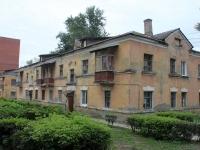 Voskresensk, Zheleznodorozhnaya st, house 7. Apartment house