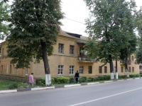 Voskresensk, Zheleznodorozhnaya st, house 8. Apartment house