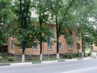 Воскресенск, улица Железнодорожная, дом 10. многоквартирный дом