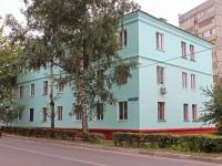Voskresensk, Zheleznodorozhnaya st, house 12. Apartment house