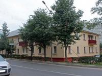 Voskresensk, Zheleznodorozhnaya st, house 14. Apartment house