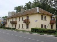 Воскресенск, улица Железнодорожная, дом 16. многоквартирный дом