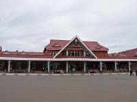 沃斯克列先斯克, Zheleznodorozhnaya st, 房屋 18А. 火车站