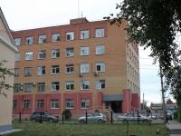 Воскресенск, улица Железнодорожная, дом 28. многофункциональное здание