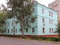 Voskresensk, Pobedy st, house 4. Apartment house