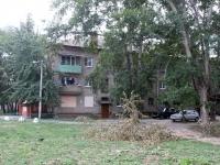 Voskresensk, Pobedy st, house 6А. Apartment house