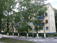 Voskresensk, Pobedy st, house 13. Apartment house