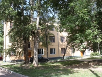 Voskresensk, Pobedy st, house 14. Apartment house