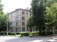 Voskresensk, Pobedy st, house 19. Apartment house