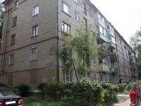 Voskresensk, Pobedy st, house 23. Apartment house