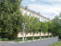 Voskresensk, Pobedy st, house 24. Apartment house