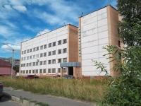 Воскресенск, улица Западная, дом 14. поликлиника