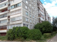 Voskresensk, Zelinsky st, house 18. Apartment house