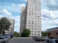 Voskresensk, Tsesis st, house 12. Apartment house