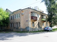 Voskresensk, Markin st, house 12. Apartment house