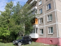 Voskresensk, Markin st, house 15. Apartment house