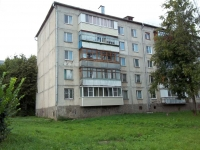 Voskresensk, Novlyanskaya st, house 12. Apartment house