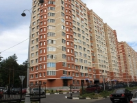 Voskresensk, Khripunov st, house 1. Apartment house