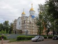 Voskresensk, temple Иерусалимской иконы Божией МатериSovetskaya st, temple Иерусалимской иконы Божией Матери
