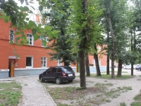 Voskresensk, Standartnaya st, house 8. Apartment house