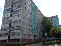 Voskresensk, Engels st, house 15. Apartment house
