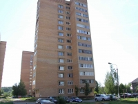 Voskresensk, Berkino st, house 4. Apartment house