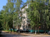 Voskresensk, Berkino st, house 34. Apartment house
