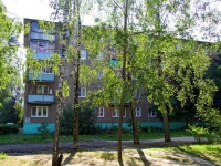 Voskresensk, Berkino st, house 35. Apartment house