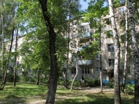 Voskresensk, Berkino st, house 36. Apartment house