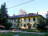 Воскресенск, улица Ленинская, дом 11. многоквартирный дом