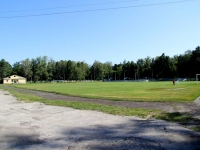 Voskresensk, Chapaev st, sport stadium