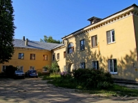 Voskresensk, Karl Marks st, house 7. Apartment house