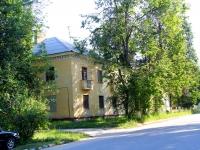 Voskresensk, Karl Marks st, house 8. Apartment house