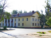 Voskresensk, Karl Marks st, house 15. Apartment house