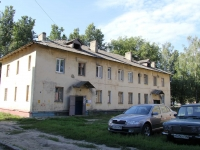 Voskresensk, Karl Marks st, house 16. Apartment house